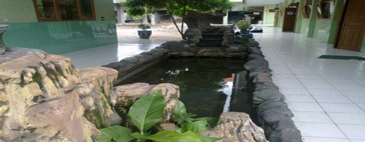 Taman Kolam Spentika Depan