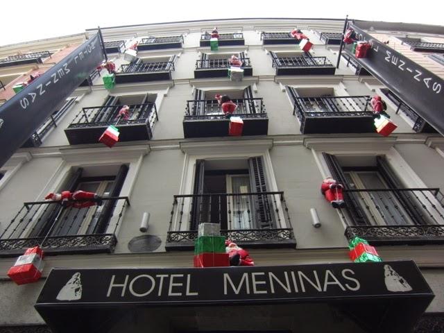 Desestrêsate: Meninas, un hotel con encanto en Madrid