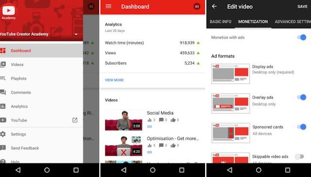 5 Aplikasi Android Terbaik untuk Pengguna YouTube untuk MendapatkanHasil Maksimal dari YouTube 2