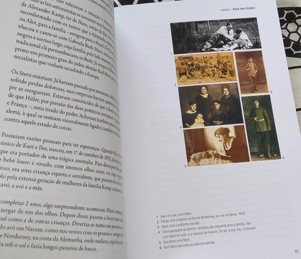 H Stern, biografia