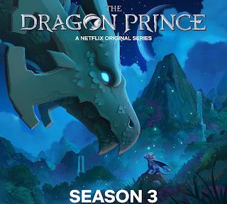 The Dragon Prince S03 Complete Hindi 720p WEBRip
