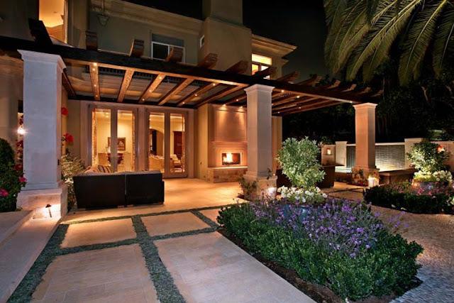 15 Creative Private Villa Courtyard Landscape Design Examples