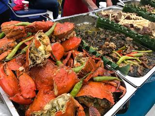 SM HYPERMARKET HOLDS STREET FOOD FEST IN SM CENTER PULILAN