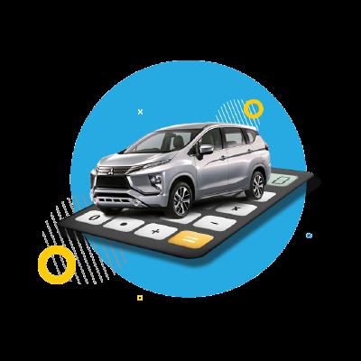 Simulasi Kredit Mobil Baru