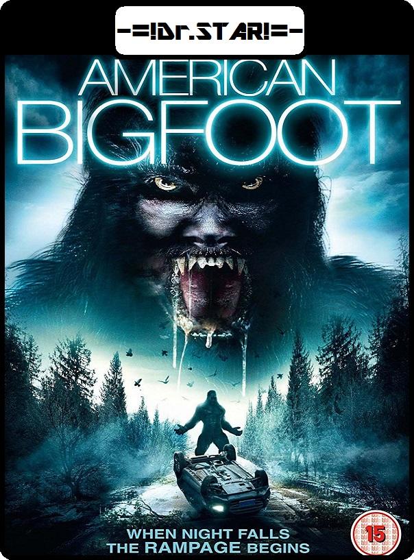 American Bigfoot 2017 720p 950MB WEBRip