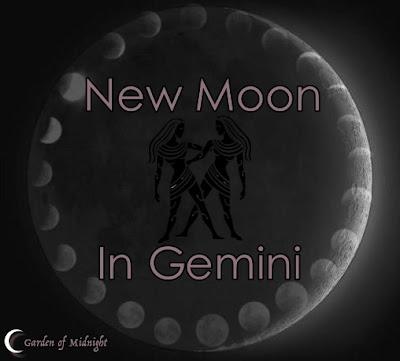 luna nuova gemelli fasi lunari