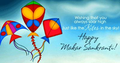 makar sankranti kites images