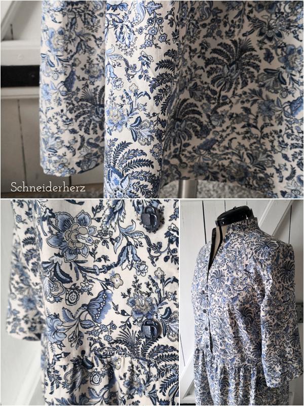 Details Kleid Sombra