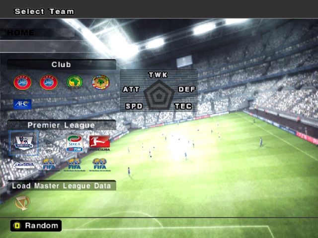 Pes 6 REVOLUTION: NEW GRAPHICS STYLE PES 2013 FOR PES 6 BY