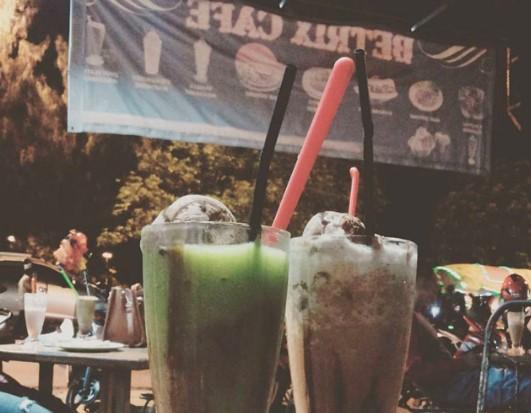 Betrik Cafe Kota Metro Lampung