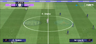 Download PES 2022 Theme FIFA 22 PPSSPP Update New Transfer And Commentary Peter Drury & Best Graphic HD
