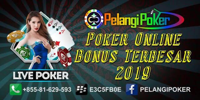 Poker-Online-Bonus-Terbesar-Pelangi-Poker-2019