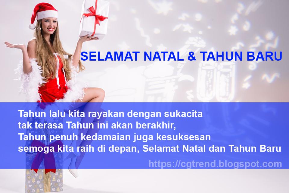 kumpulan quotes ucapan hari natal dan tahun baru untuk kata