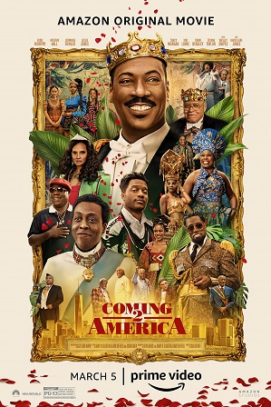 Coming 2 America (2021) 950MB Full English Movie Download 720p Web-DL