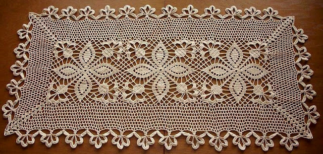 wzory serwetek z elemnetow
