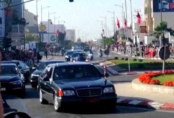 جلالة الملك محمد السادس يغادر أكادير بإتجاه الرباط، بعد زيارة ناجحة أنعشت جهة سوس ماسة