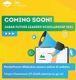 Pendaftaran beasiswa disdik jabar 2021