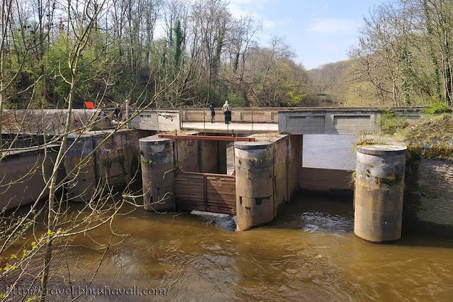Diest Webbekoms Broek Demer river