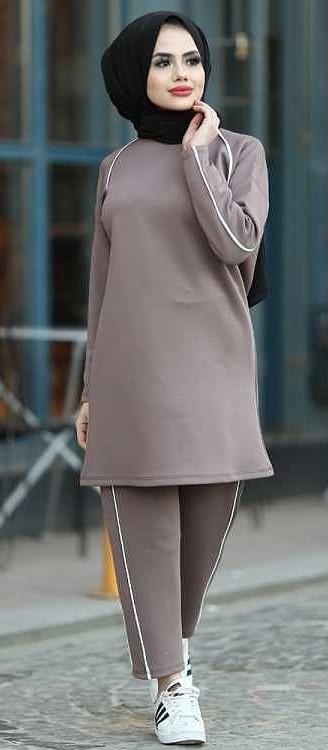 13af6042d6375 Tesettür Giyim Toptan: Gungoren Tesettur Elbise