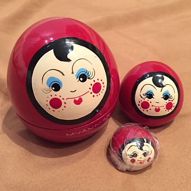 """Myanmar Traditional Toy that make you Motivate """"Pyit Taing Htaung"""""""