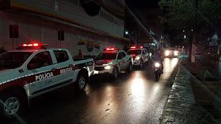Sete pessoas são presas em Guarabira por descumprimento de medidas de prevenção ao Novo Coronavírus