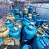 Policiais da Base Arpão apreendem 270 botijas de gás e combustíveis em situação irregular
