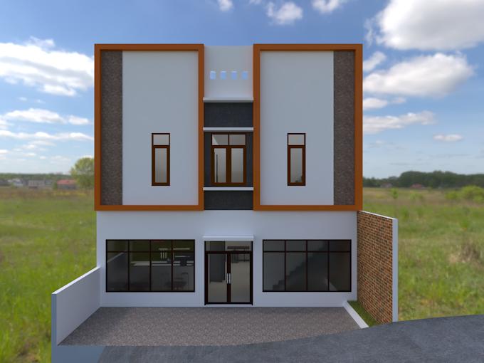 Desain Kos-Kosan KM 15