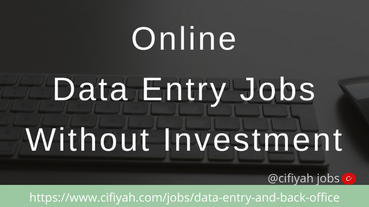 freelance data entry jobs