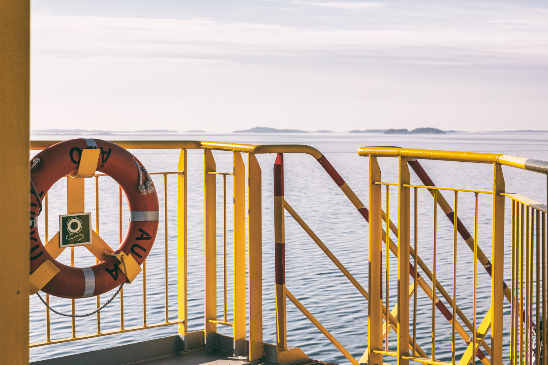 Saariston rengastie, rengasreitti, saaristo, archipelago, visitfinland, travelfinland, kotimaan matkavinkki, matkustus, matkailu, kotimaan matkailu, Turun saaristo, visitturku, visitparainen, venevajat, Iniö, visitiniö, lossi, saaristomeri,meri