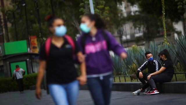 """Gobierno de Ciudad de México presenta nuevo programa para frenar la """"meseta"""" de contagios por covid-19"""