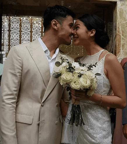 Pernikahan Chicco Jerikho - Putri Marino Dilakukan Mendadak, Ini Dia Alasannya
