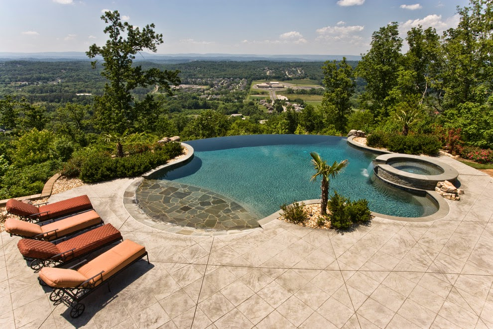 Home design ideas 20 great inspiration infinity pool for Pool design tips