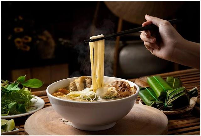 4 nhà hàng Đặc sản Cố Đô ở Sài Gòn