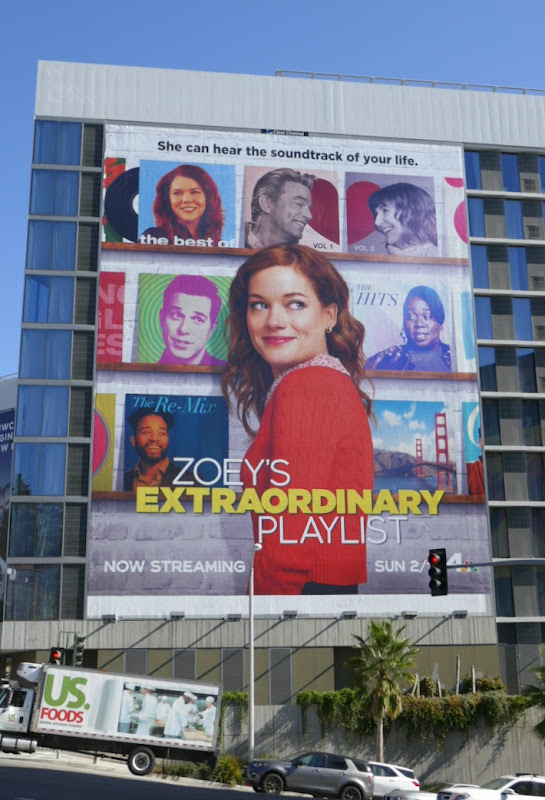 Zoeys Extraordinary Playlist series premiere billboard
