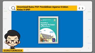 download ebook pdf buku digital pendidikan agama kristen kelas 9 smp