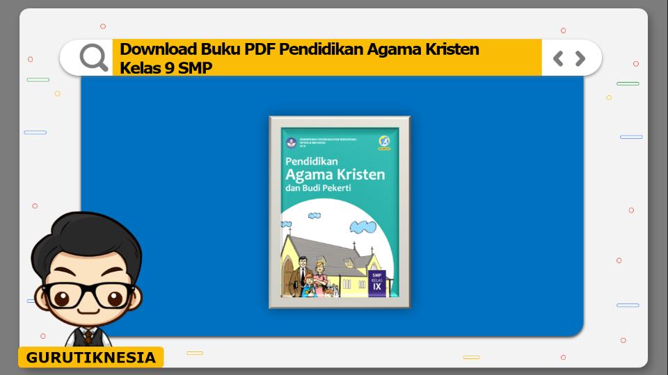 download  buku pdf pendidikan agama kristen kelas 9 smp