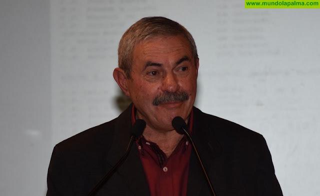 José Miguel Martín pregonará la Fiesta de Las Cruces 2018 de la Villa de Breña Alta