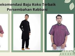 Rekomendasi Baju Koko Terbaik dan Terbaru di Tahun 2020