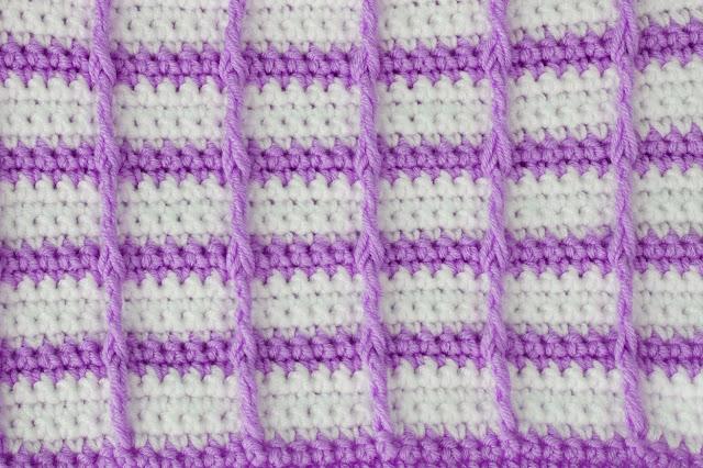 5 - Crochet Imagen Puntada para abrigos y jerseis por Majovel Crochet