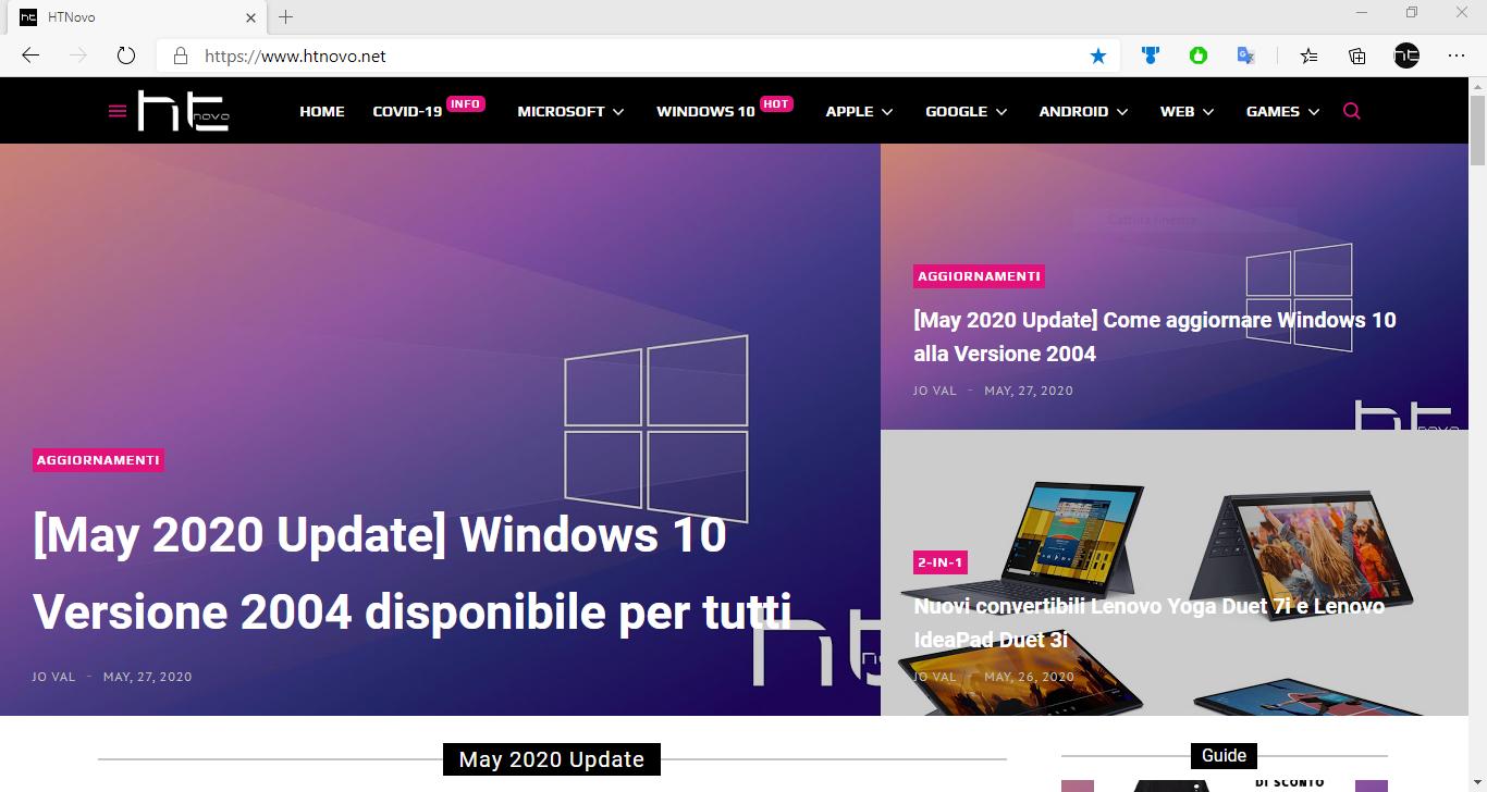 Miglioramenti al controllo ortografico in Microsoft Edge
