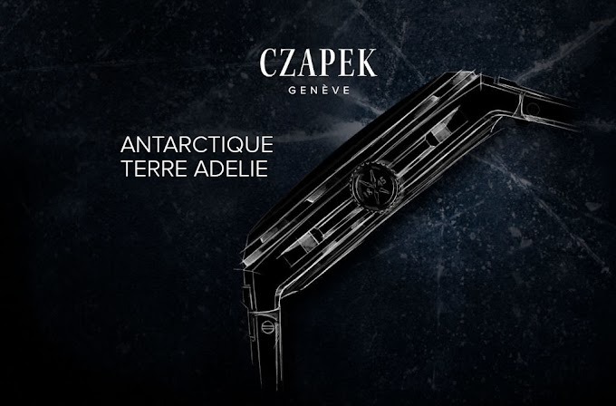 CZAPEK - Antarctique