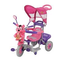 Sepeda Roda Tiga FAMILY F9922TL MACAN - KANOPI