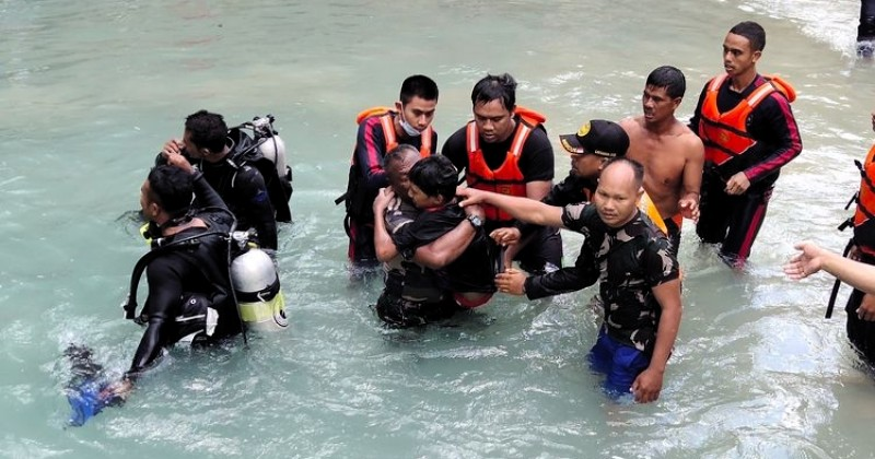 Bocah di Kupang Tenggelam dan Ditemukan Selamat, Netizen: Mukjizat Tuhan itu Nyata
