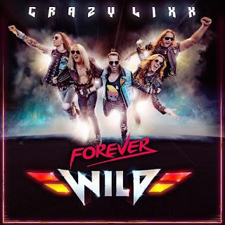 """Το βίντεο των Crazy Lixx για το """"Break Out"""" από το album """"Forever Wild"""""""