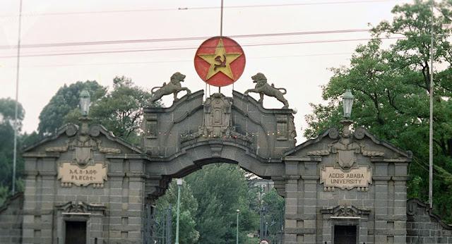 Renovarán escalera histórica en Addis Ababa