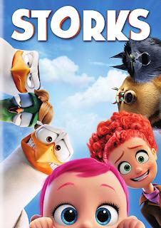 Cigueñas/Storks [2016] [DVD5] [Latino]