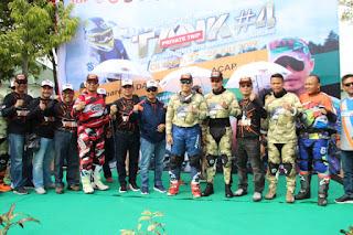 Kodim 0703 Cilacap Gelar Event Trail Adventure Nusakambangan TANK #4 2019