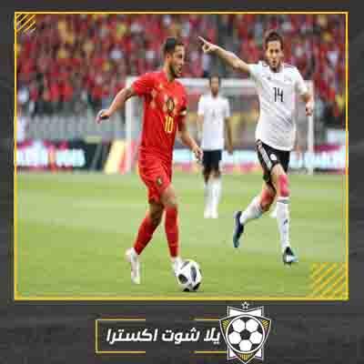 بث مباشر مباراة بلجيكا وسان مارينو