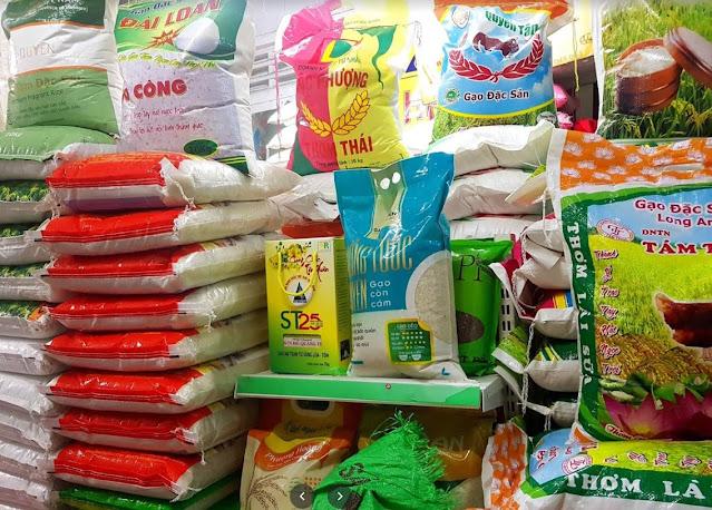 Gạo Nha Trang