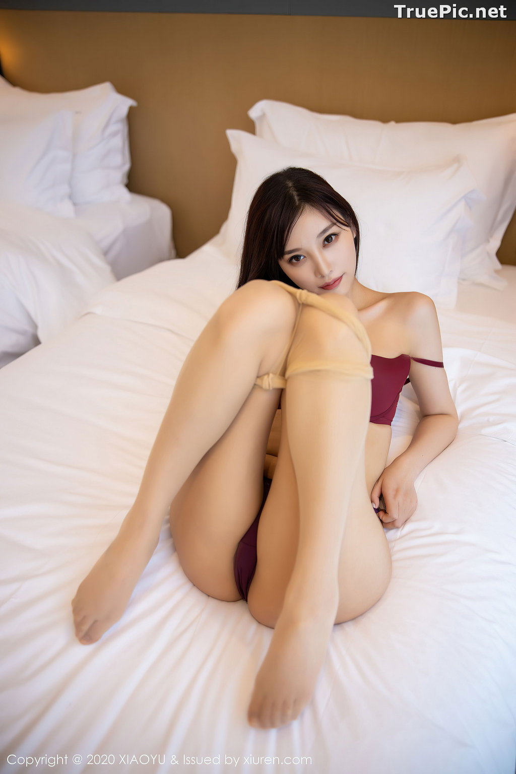 Image XiaoYu Vol.414 - Chinese Model - Yang Chen Chen (杨晨晨sugar) - Sexy Fitness Girl - TruePic.net - Picture-48